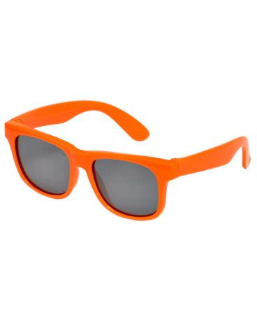 Real Kids Shades для детей 7-12 лет Surf Neon Orange