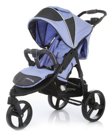 Baby Care прогулочная Jogger Cruze violet