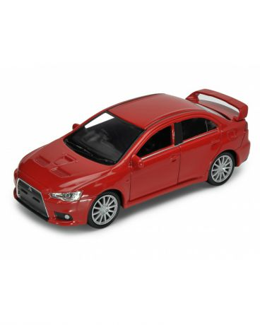 Welly Mitsubishi Lancer Evolution X 1:34-39