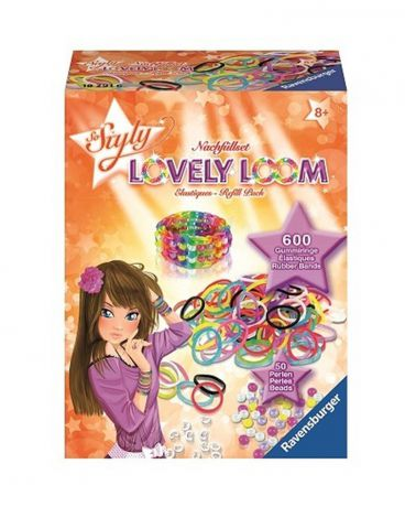 Ravensburger Lovely Loom разноцветный