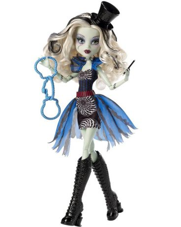 Monster High Фрэнки Штейн Шапито