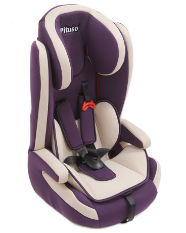 Pituso 9-36 кг purple/beige