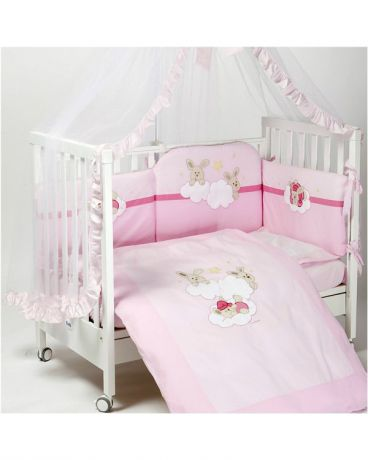 Feretti 6 предметов Rabbit long pink