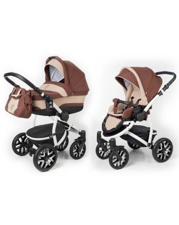 Esspero Discovery White brown beige