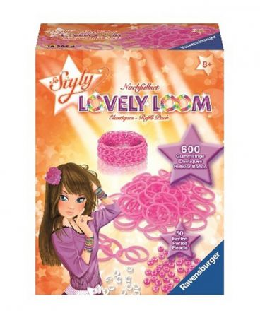Ravensburger Lovely Loom розовый