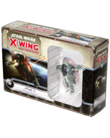 Hobby World Star Wars X-Wing РАБ-1