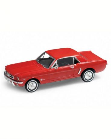 Welly Ford Mustang Coupe 1964-1/2 1:24
