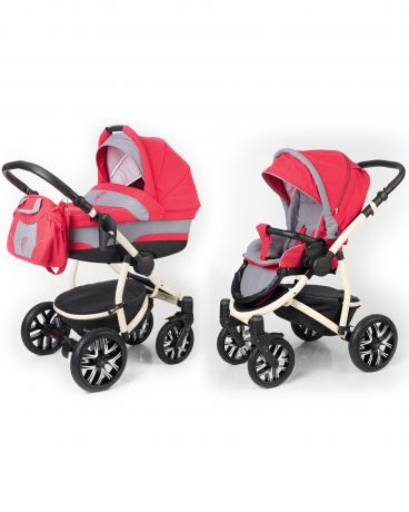Esspero Discovery Beige red grey
