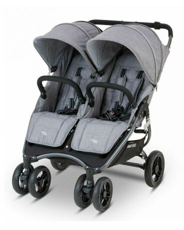 Valco Baby прогулочная  Snap Duo Tailormade grey marle