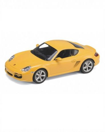 Welly Porsche Cayman S 1:24 Велли (Welly)