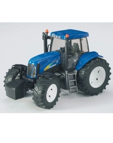 Bruder Трактор New Holland T8040 от 3х лет