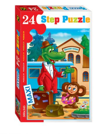 "Step Puzzle ""Чебурашка"" 24 эл. Step Puzzle (Степ Пазл)"