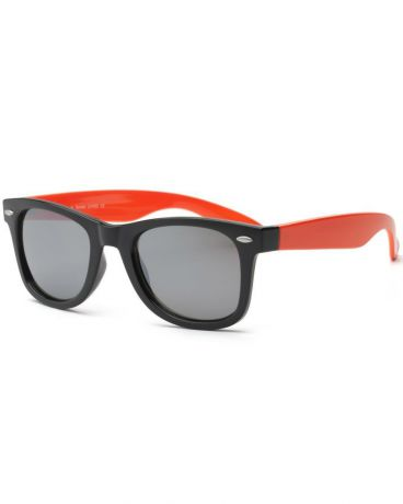 Real Kids Shades для подростков Swag Black/Orange