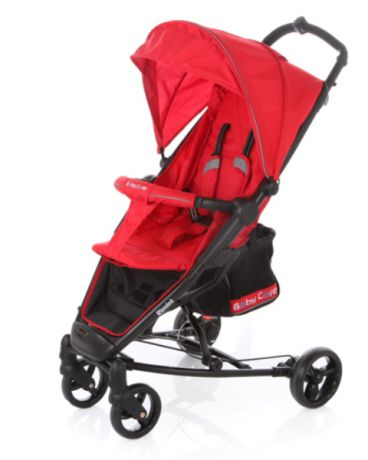 Baby Care прогулочная Rimini red