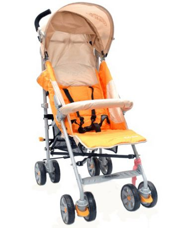 Baby Care Polo 107 light orange