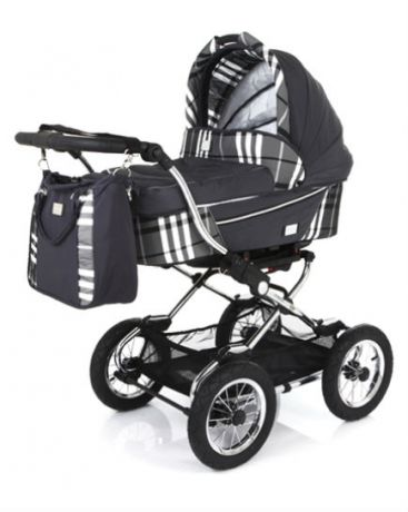Baby Care люлька Sonata dark-grey