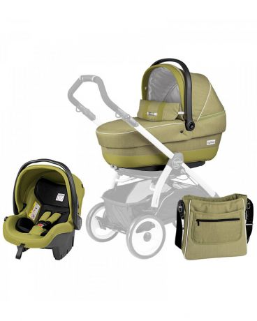 Peg-Perego Navetta XL green tea