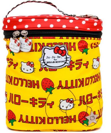 Ju Ju Be Fuel Cell hello kitty strawberry stripes