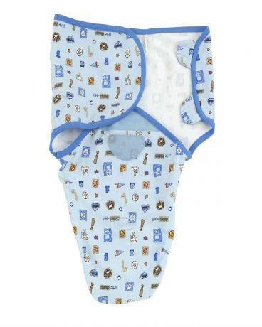 Summer Infant Swaddleme Размер S/M Маленький чемпион Summer Infant (Саммер Инфант)