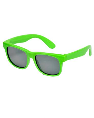 Real Kids Shades для детей 7-12 лет Surf Neon Green