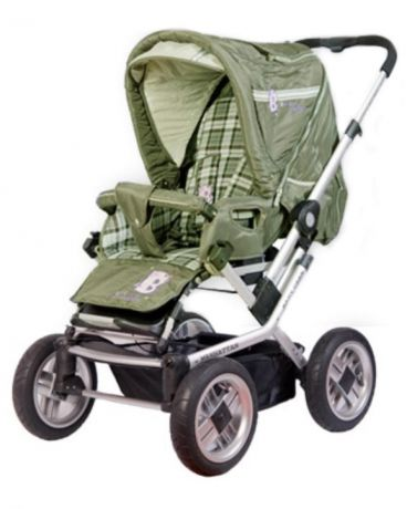 Baby Care Manhattan Air-4S khakki