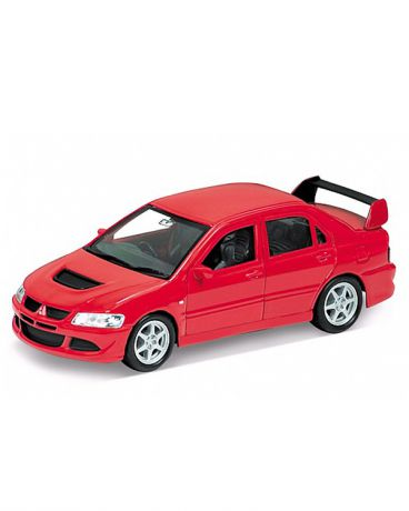 Welly Mitsubishi Lancer Evolution VIII Welly (Велли)