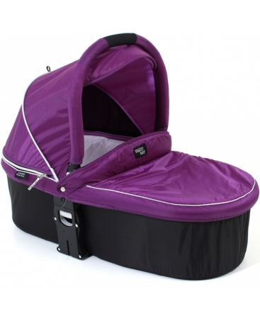 Valco Baby Q Bassinet deep purple