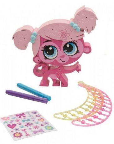 Hasbro Minka Mark Укрась зверюшку Littlest pet shop