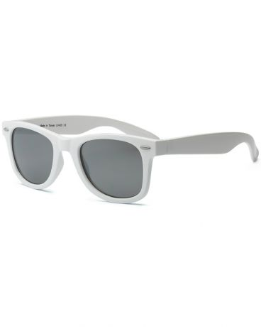 Real Kids Shades для подростков Swag White