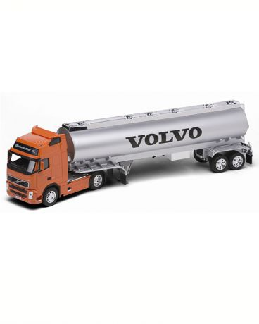 Welly Volvo FH12 с цистерной 1:32