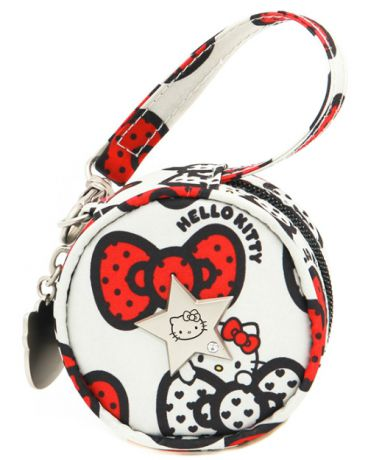 Ju Ju Be для пустышек Paci Pod hello kitty peek a bows