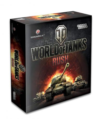 Hobby World World of Tanks Rush