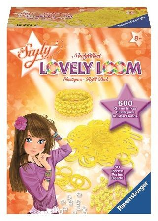 Ravensburger Lovely Loom  желтый