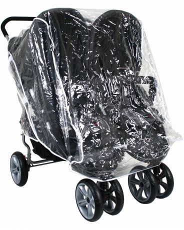 Valco Baby Raincover  Ion For 2 и Zee Two