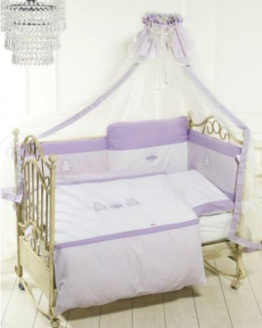 Feretti 6 предметов Orsetti long violet-white
