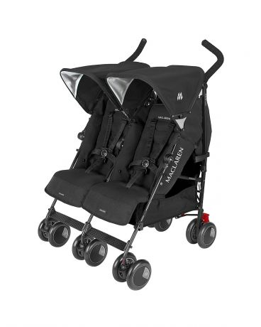 Maclaren Twin Techno Black