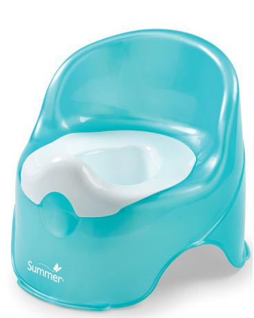 Summer Infant Lil Loo Potty бирюзовый