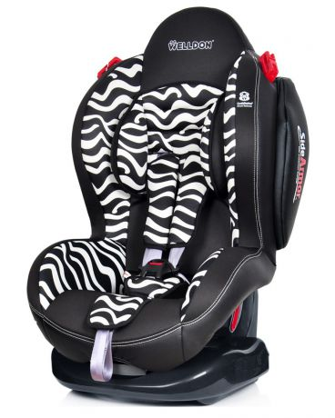 Welldon New Smart Sport Side Armor CuddleMe Zebra