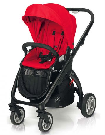 CasualPlay Kudu 4 black/scarlet