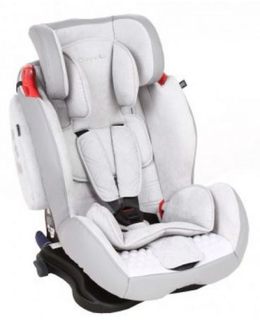 Capella 1-2-3 Isofix SPS grey