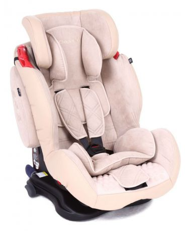 Capella 1-2-3 Isofix SPS light biege