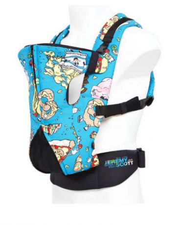 Cybex 2.GO Jeremy Scott multicolor