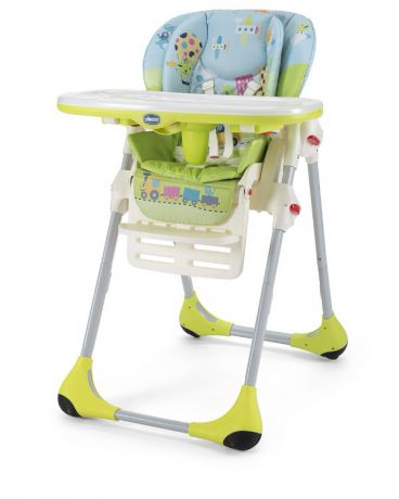 Chicco 2 в 1 Polly Baby World