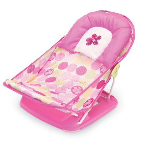 Summer Infant Deluxe Baby Bather Розовый Summer Infant (Саммер Инфант)