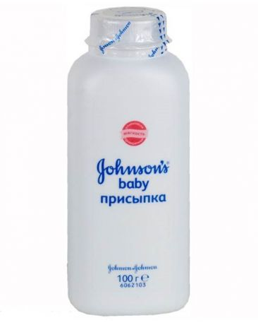 Johnsons Baby 100 гр.Джонсонс Бэби  (Johnsons Baby)