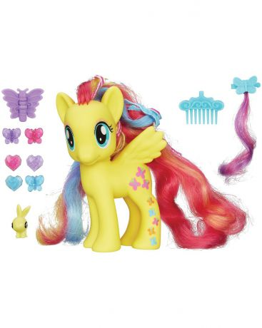 Hasbro Fluttershy Делюкс My little pony
