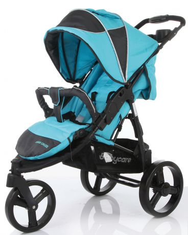 Baby Care прогулочная Jogger Cruze blue