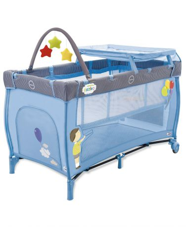 Asalvo Travel Cot Mix Plus Balloons