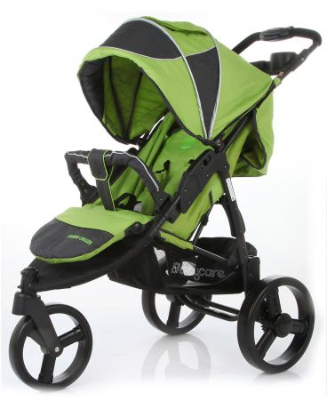 Baby Care прогулочная Jogger Cruze green