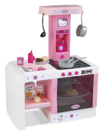 Smoby miniTefal Cheftronic Hello Kitty
